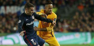 Neymar Griezmann
