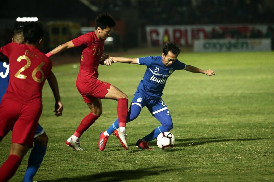 Tahan Imbang Timnas U-23, Pelatih PSIM Sangat Puas