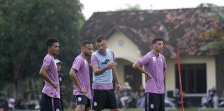 PSS Sleman Siap Hentikan Keran Gol Bhayangkara FC