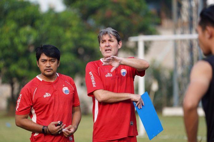 Pelatih Persija Tak Perintah Jaga Pemain Ini