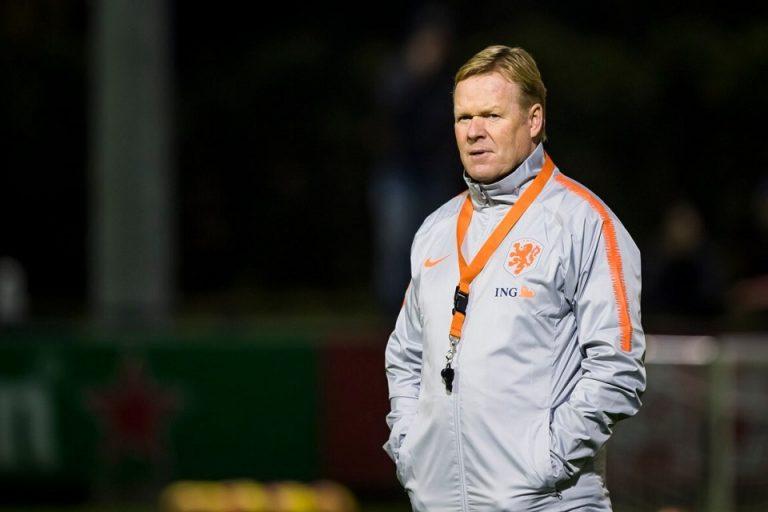 Pelatih Nasional Belanda Dikabarkan Akan Gantikan Valverde di Barcelona