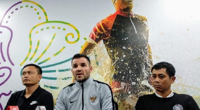 Pelatih Timnas Indonesia Telah Siap Lawan Yordania