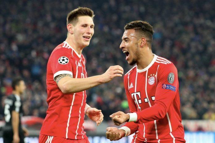 Pemain Bayern Munchen Ini Kembali Lagi Latihan di Lapangan