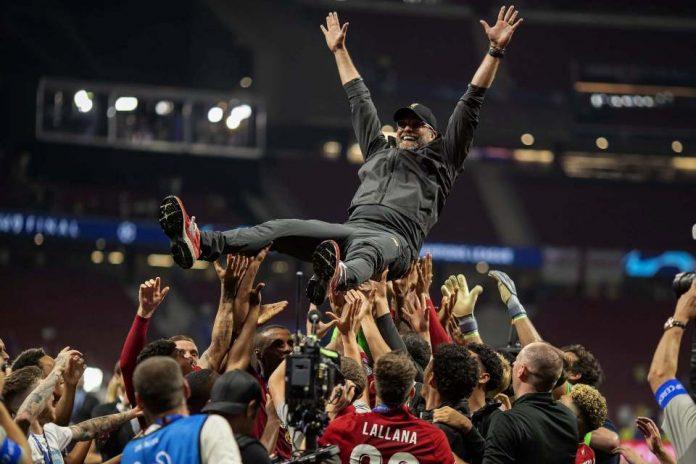 Penuturan Klopp Usai Rengkuh Trofi Perdana Bagi Liverpool