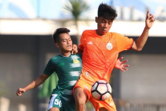 Persija U-18 Siap Mendulang Kemenangan Perdana