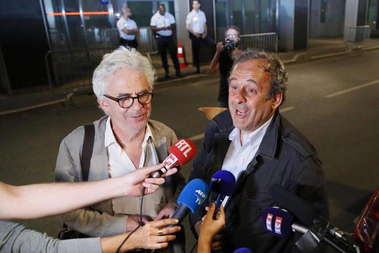 Sempat Ditahan, Eks Prsiden UEFA Dibebaskan
