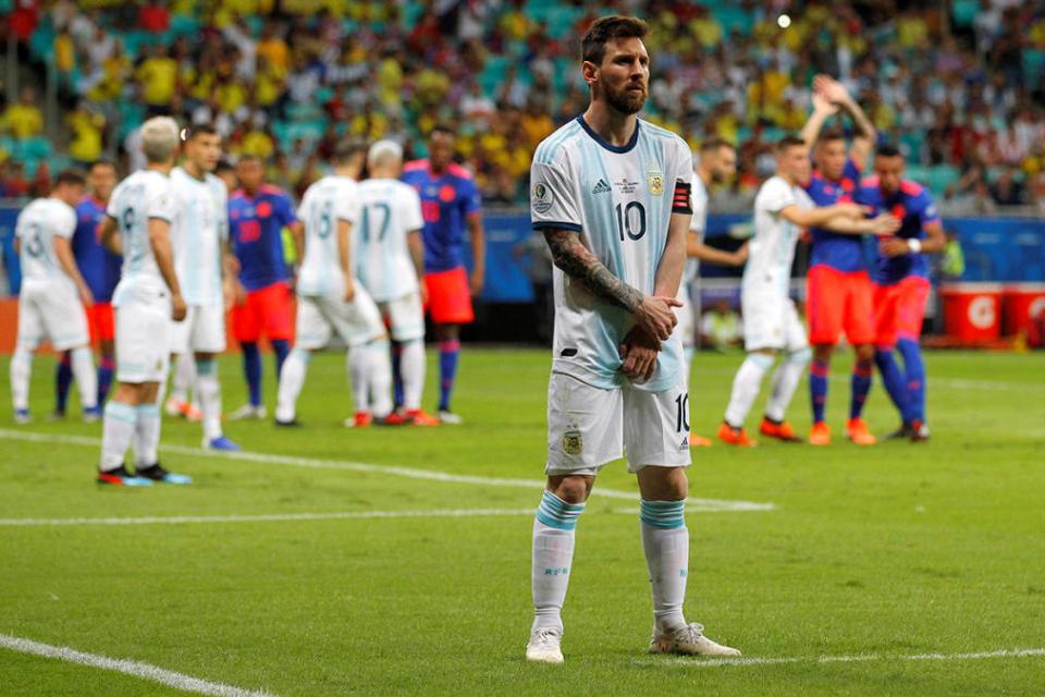 Prediksi Argentina vs Venezuela Copa America 2019