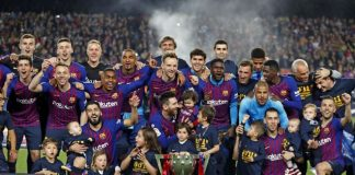 Produktivitas Gol Barcelona