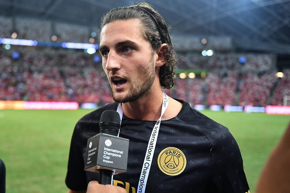 Dua Pemain Ini Jadi Alasan Rabiot Merapat ke Juventus