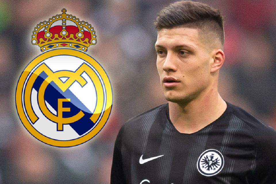Resmi! Real Madrid Datangkan Luka Jovic