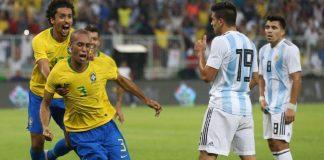 Rivalitas 105 Tahun Brasil vs Argentina di Semifinal Copa America 2019