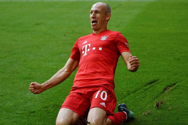 Robben Belum Menyerah Untuk Bermain di Lapangan