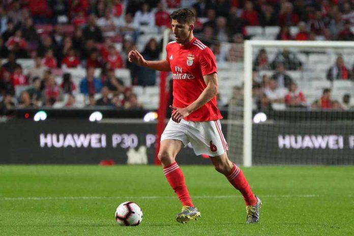 Real Madrid Bernafsu Datangkan Palang Pintu Benfica