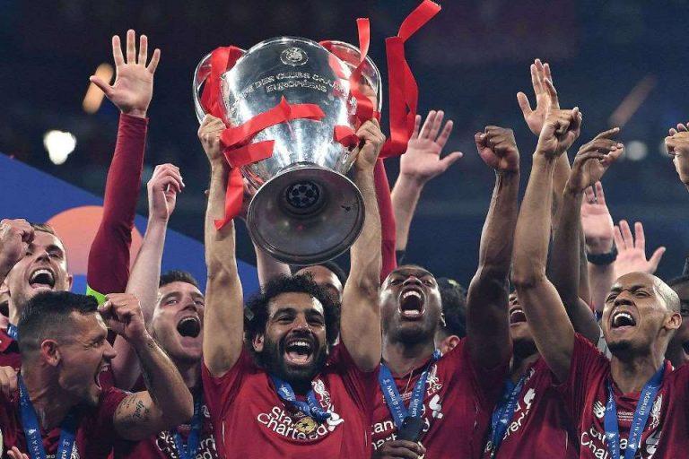 Mengherankan! Mo Salah Tak Masuk UCL Best XI