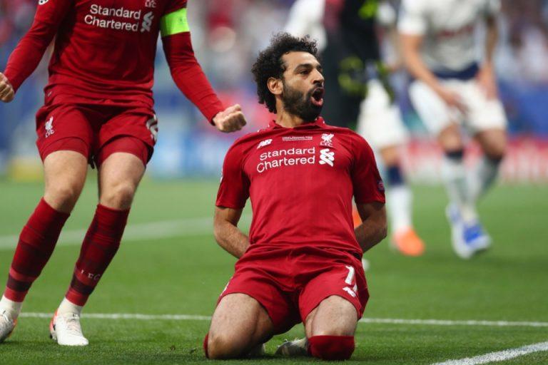 Salah Masih Ingin Bertahan di Liverpool