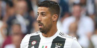 Gelandang Jerman Akan Menjadi Korban Pertama Sistem Sarri-Ball di Juventus