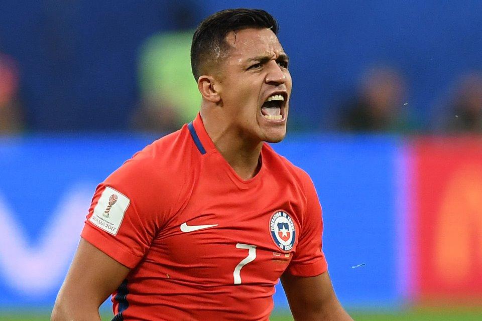 MU Masih Tega Menjual Sanchez Usai Lihat Performa di Copa America?