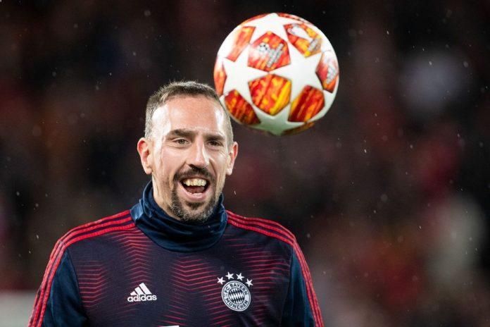 Tim Tradisional Italia Tertarik Datangkan Frank Ribery