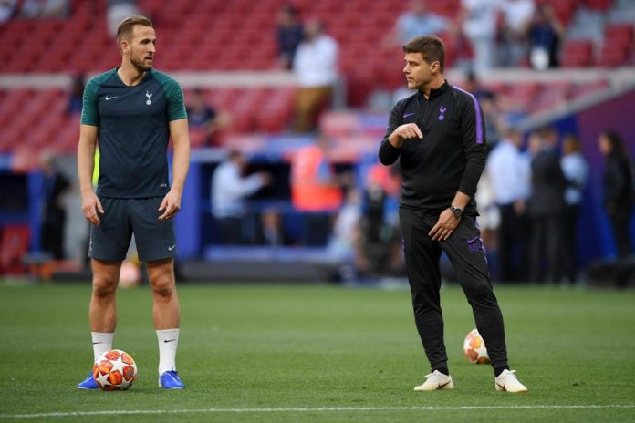 Pochettino dan Harry Kane