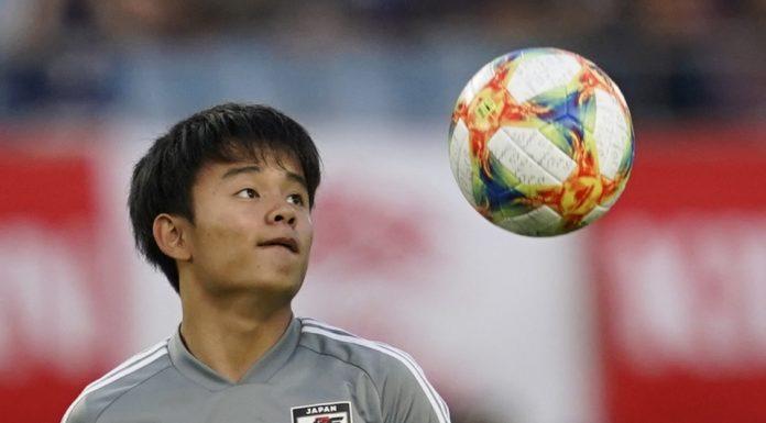 Wonderkid Jepang Resmi Gabung Real Madrid
