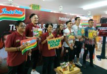 Tiga Pilar Persija Ramaikan Jakarta Fair 2019