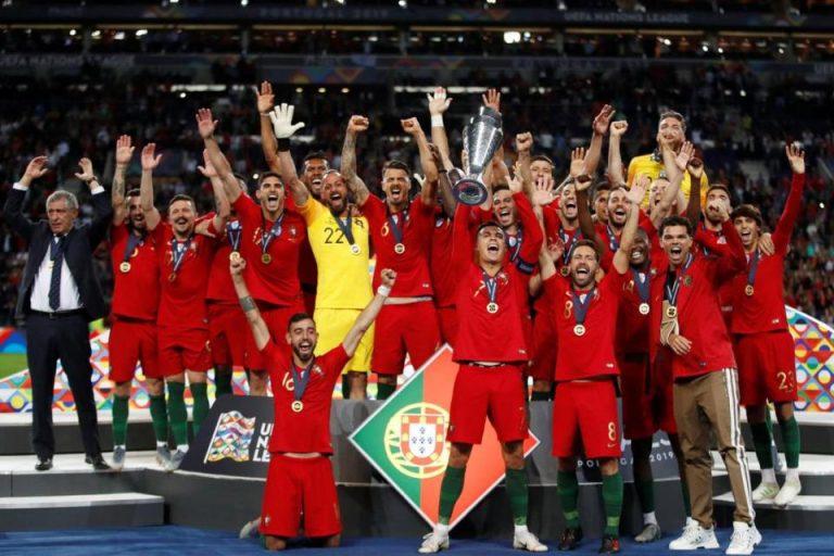 Ini Kunci Kemenangan Portugal di UEFA National League