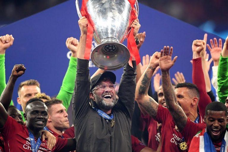 Usai Menang Liga Champions, Liverpool Beri Hadiah Ini Untuk Klopp