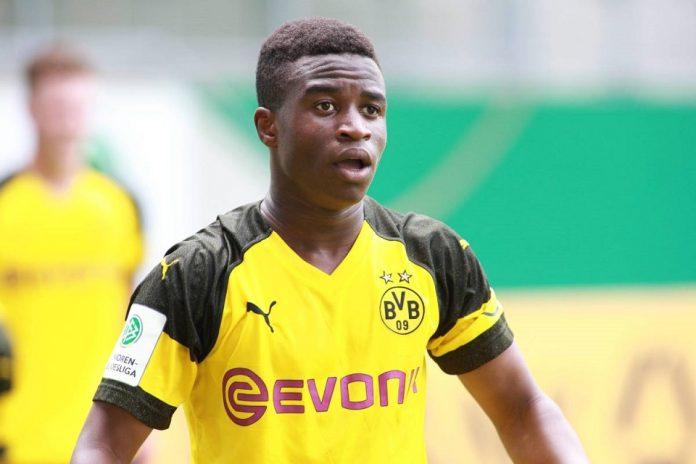 Youssoufa Moukoko Cetak Rekor 46 Gol Dalam Semusim Bundesliga