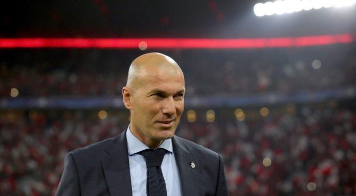 Zidane Jadi Alasan Utama Ferland Mendy Gabung ke Madrid