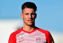 Bayern Incar Gelandang Muda RB Salzburg