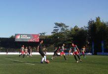 Voetbal MR Bandung Premier League