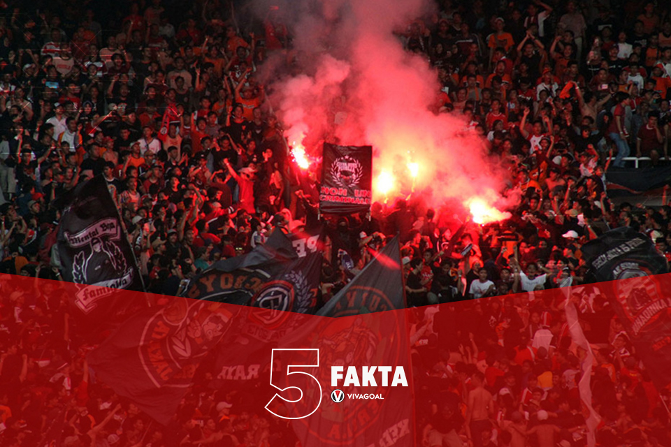 5 Fakta yang Jarang Terekspos saat Laga Persija Vs PSM Pada Piala Indonesia Leg 1 di SUGBK