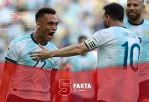 5 Fakta Pemain yang Dapat Menggantikan Messi di Argentina