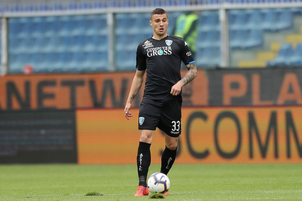 AC Milan Resmi Daratkan Gelandang Empoli, Rade Krunic