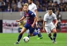 Demi De Jong, Valverde Tidak Masalah Cadangkan Pemain Ini