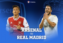 Arsenal Madrid
