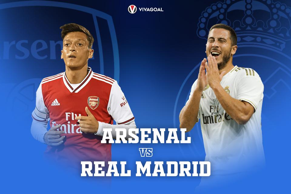 Arsenal Madrid