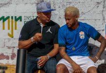 Ayah Neymar Bela Anaknya Terkait Tudingan Lecehkan PSG