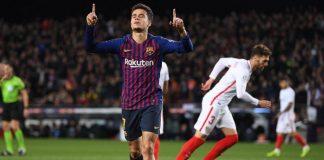 Bagaimana Soal Masa Depan Coutinho, Barcelona