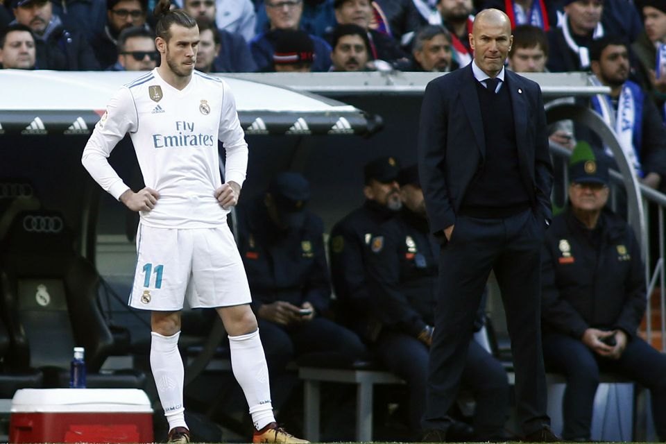 Media Asing Buka Perbandingan Statistik Zidane vs Bale!