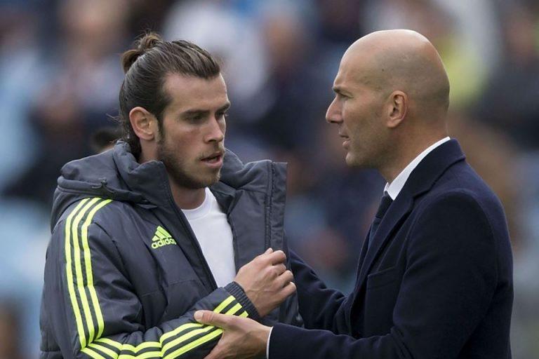 Merasa Tak Diakui oleh Pelatih, Zidane Angkat Bicara tentang Bale