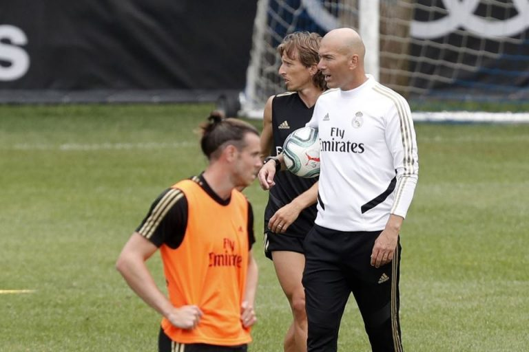Alasan Zidane Lebih Pilih Bale daripada Vinicius