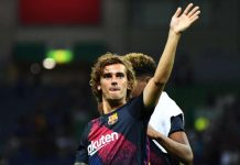 Barcelona Persiapkan Griezmann Jadi Penerus Messi