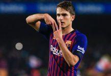 Barcelona Resmi Lepas Denis Suarez ke Celta Vigo