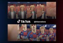 Barcelona Resmi Luncurkan Akun TikTok!