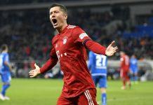 Bayern Indikasikan Akan Perpanjang Kontrak Lewandowski