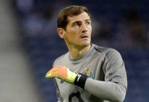 Casillas Kembali ke Lapangan Hijau