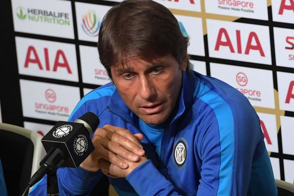 Conte Sebut Tak Pernah Jalin Komunikasi dengan Mantan Klubnya