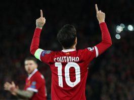 Coutinho Setuju Dipinjamkan ke Liverpool