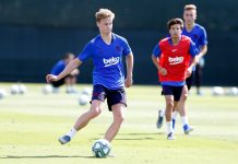 Di Masa Mendatang, Legenda Sebut De Jong Akan Menjadi Otak Permainan Barcelona